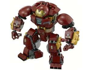 Lego hulkbuster instructions 76104
