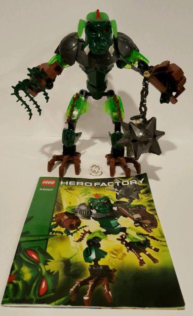 Lego hero factory ogrum instructions