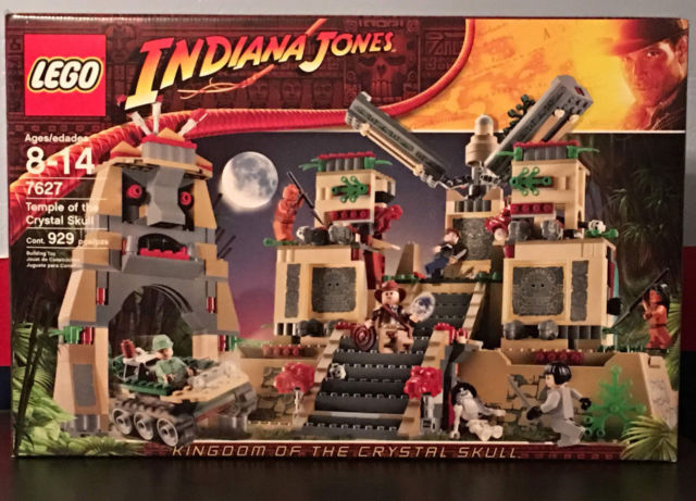 Lego indiana jones ebay