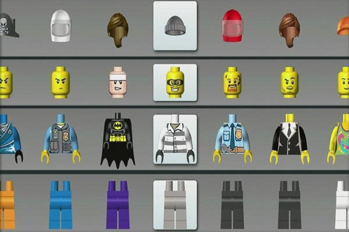 Lego junior udsalg