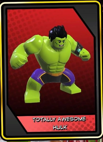 Lego hulk episode 1