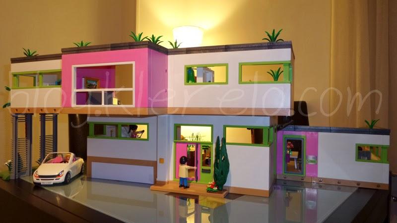 Playmobil Maison Moderne Avec Piscine Zagafrica Fr