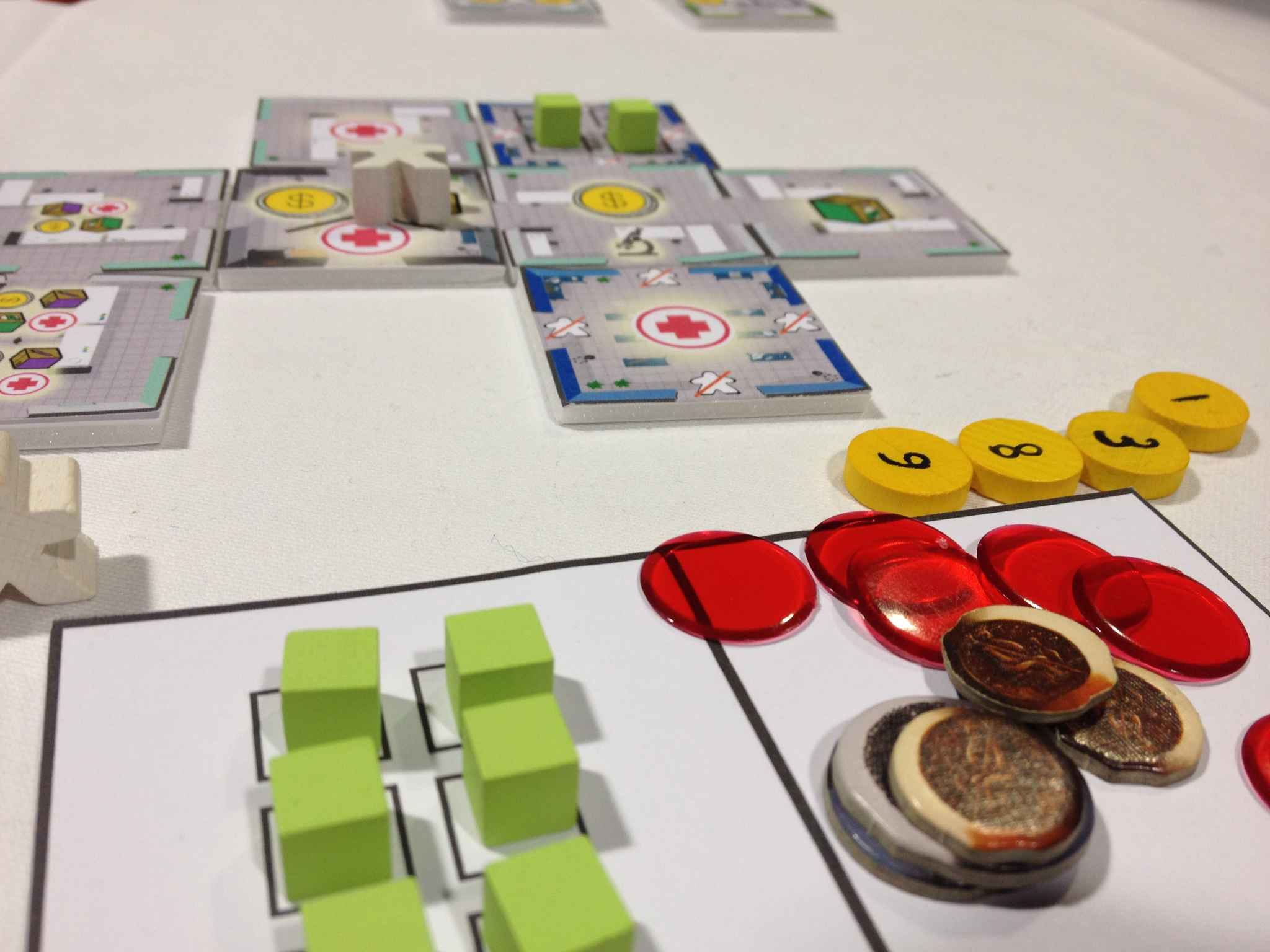 Construire un jeux de societe