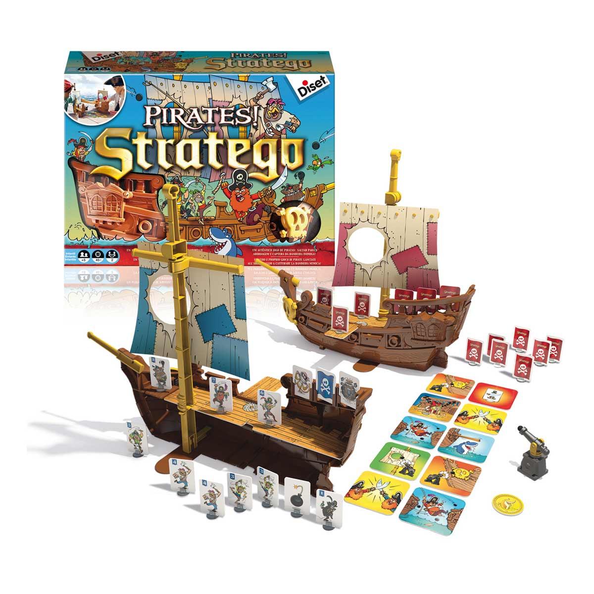 Jeux de société stratego