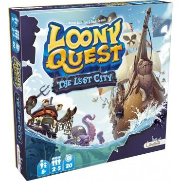 Jeux de société lonely quest