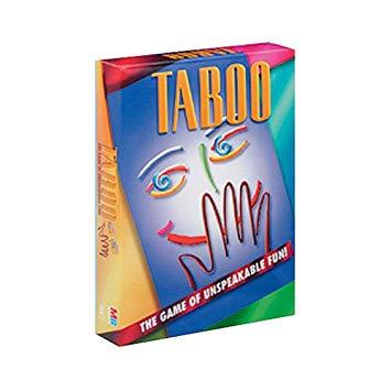 Le taboo jeux de société