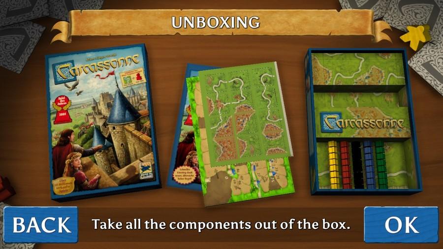 Unboxing jeux de société