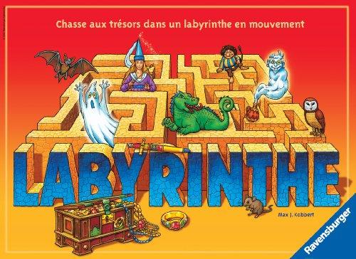 Jeux de société le labyrinthe