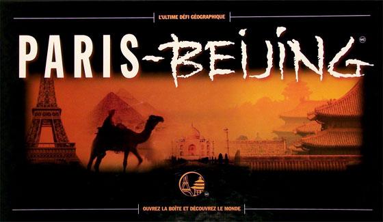 Jeux de société + paris beijing