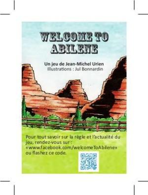 Welcome jeux de société