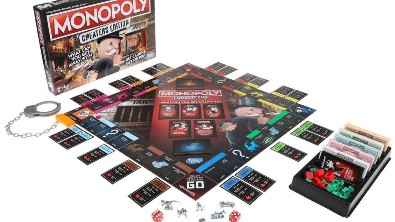 Jeux gratuit de société monopoly