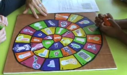 Atelier jeux de société maternelle