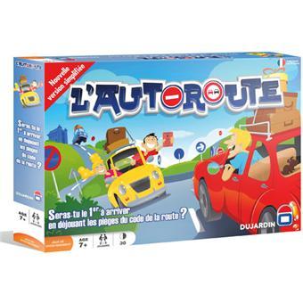 Jeux de société code de la route