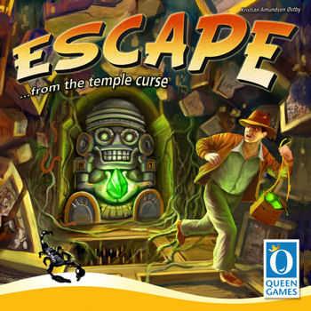 Jeux de société escape game pour adulte