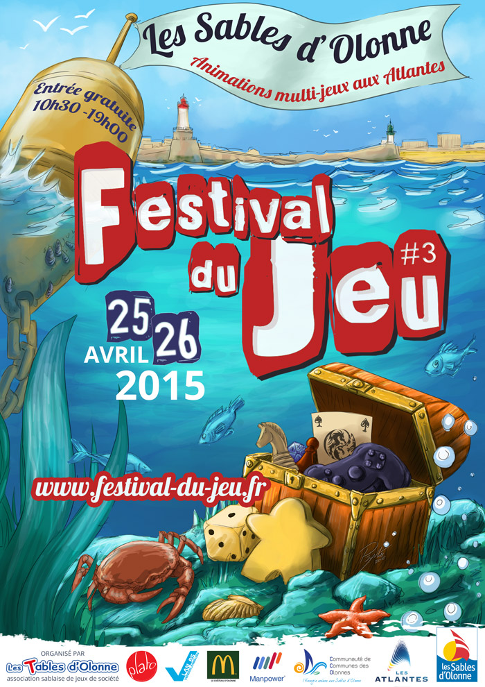Festivals de jeux de société