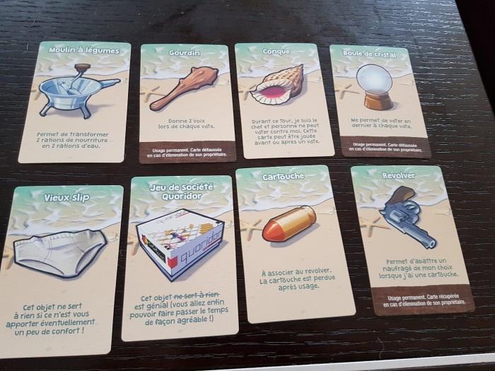 Jeux de société galerapagos