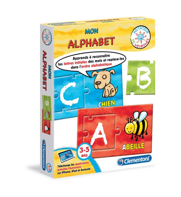 Jeux de societe alphabet