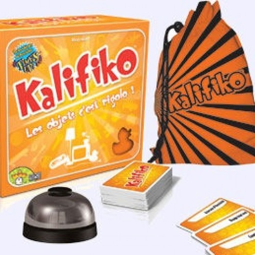Jeux de société kalifiko