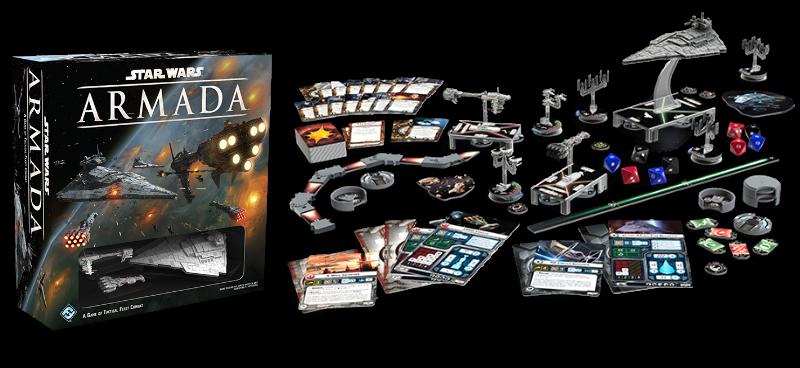 Star wars jeux de société