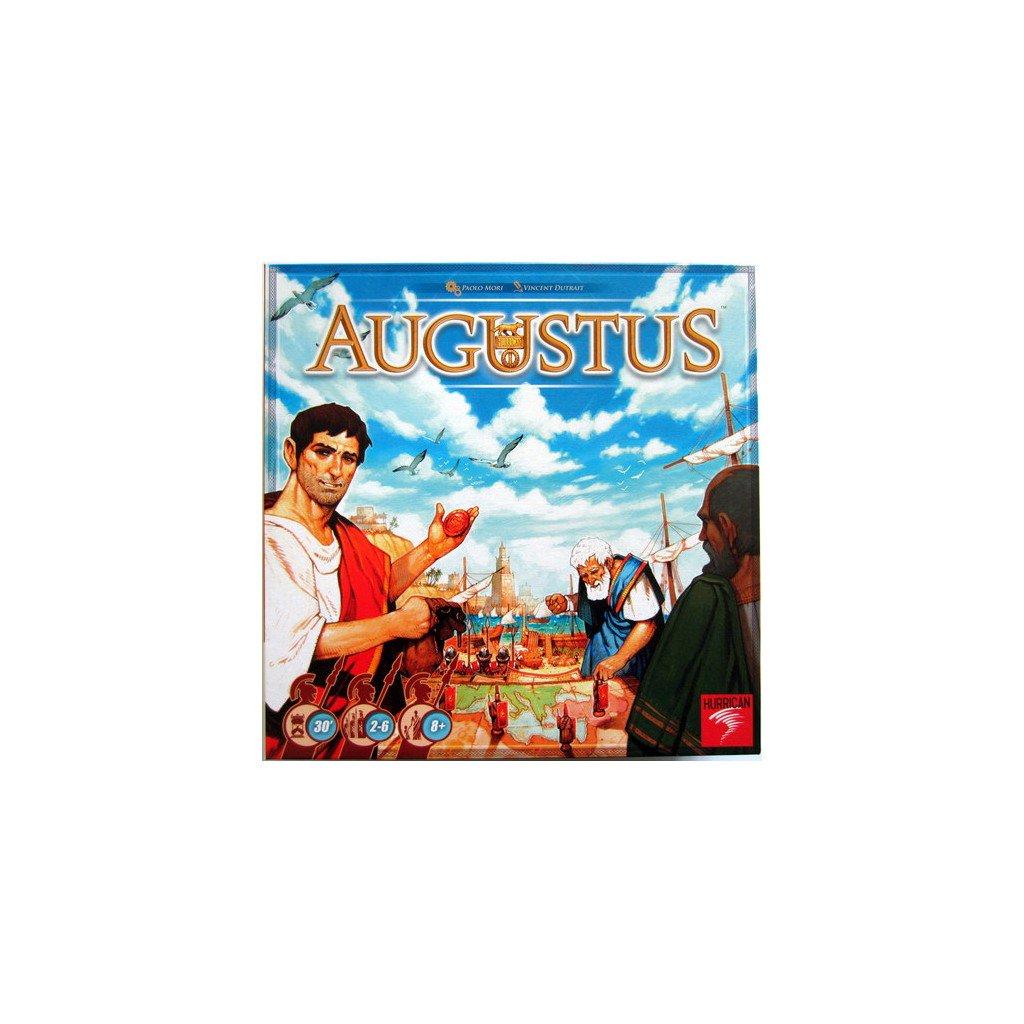 Augustus jeux de societe