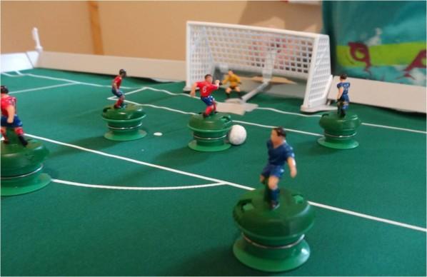Jeux de foot societe