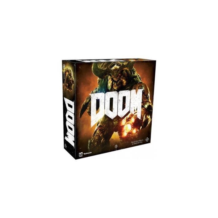 Doom jeux de société