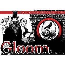 Gloom jeux de societe
