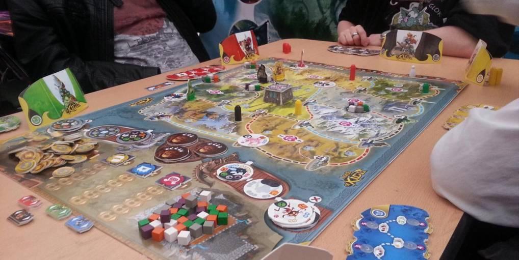 Rouen jeux de société