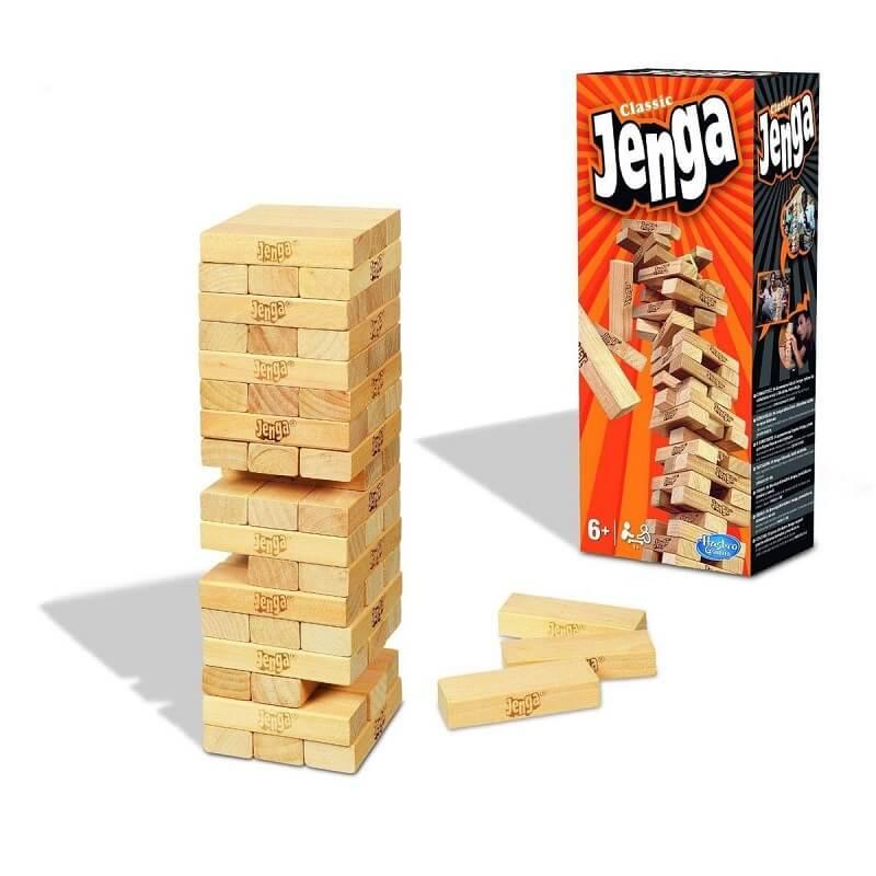 Jeux de société jenga