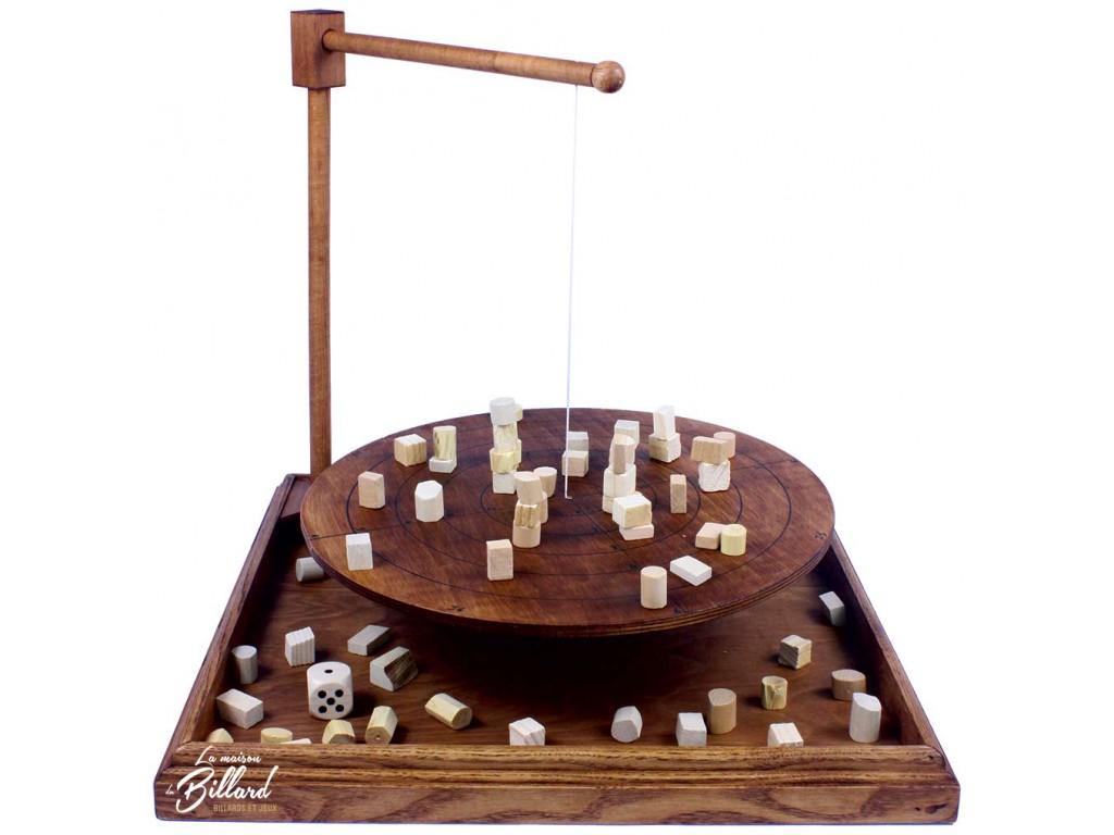 Fabriquer des jeux de societe en bois