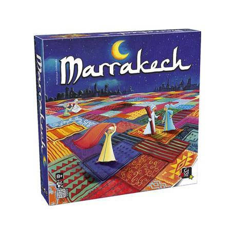 Jeux de société marrakech