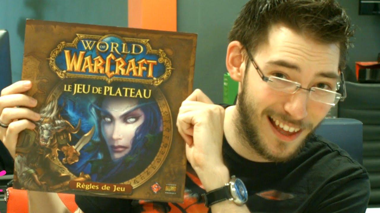 Warcraft jeux de société