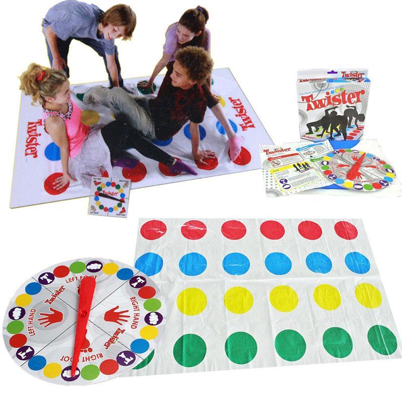 Twister jeux de societe