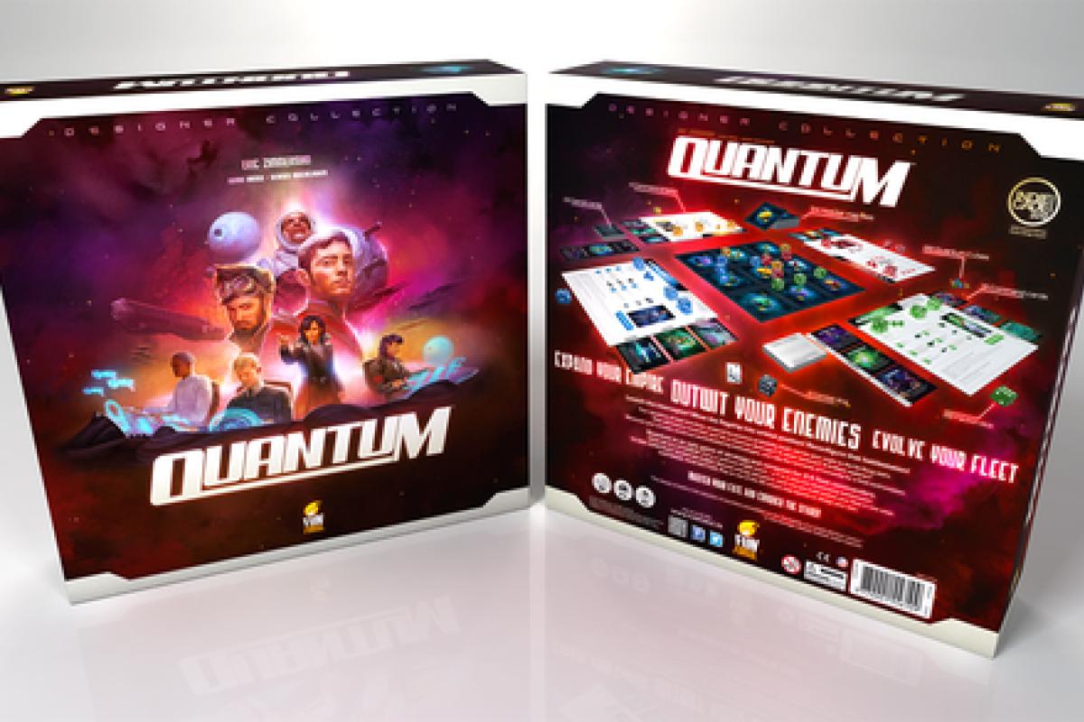Quantum jeux de société