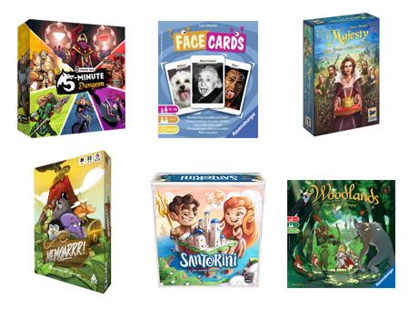 Meilleurs jeux de société de l'année 2013