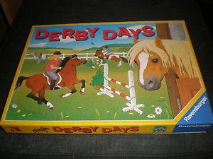 Jeux de societe equitation