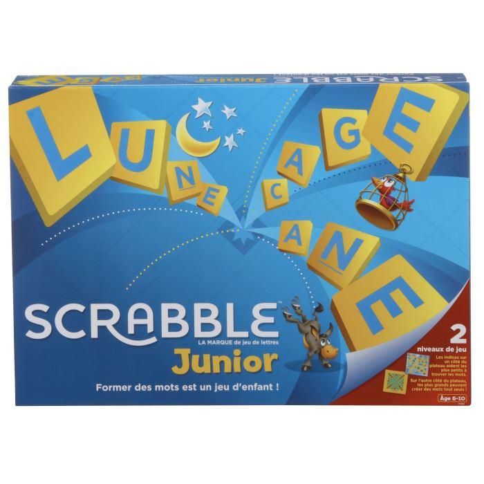 Scrabble jeux de société leclerc