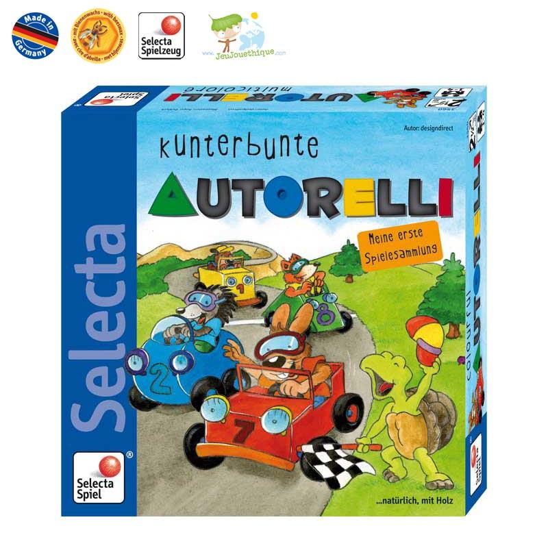 Jeux de société pour enfant de 2 ans
