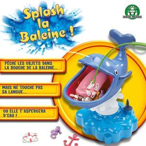 Jeux de societe splash la baleine