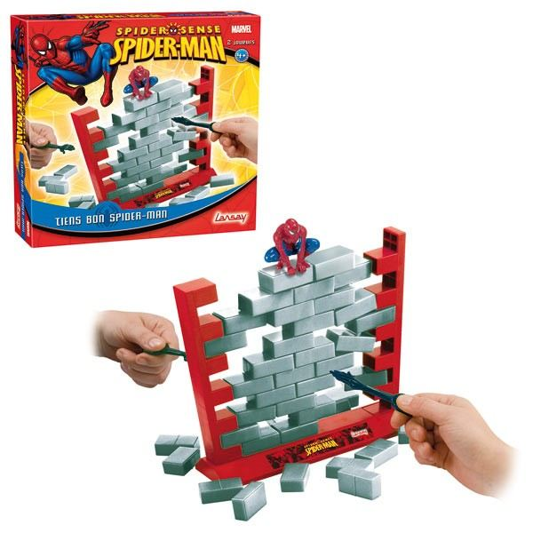 Jeux de societe spiderman